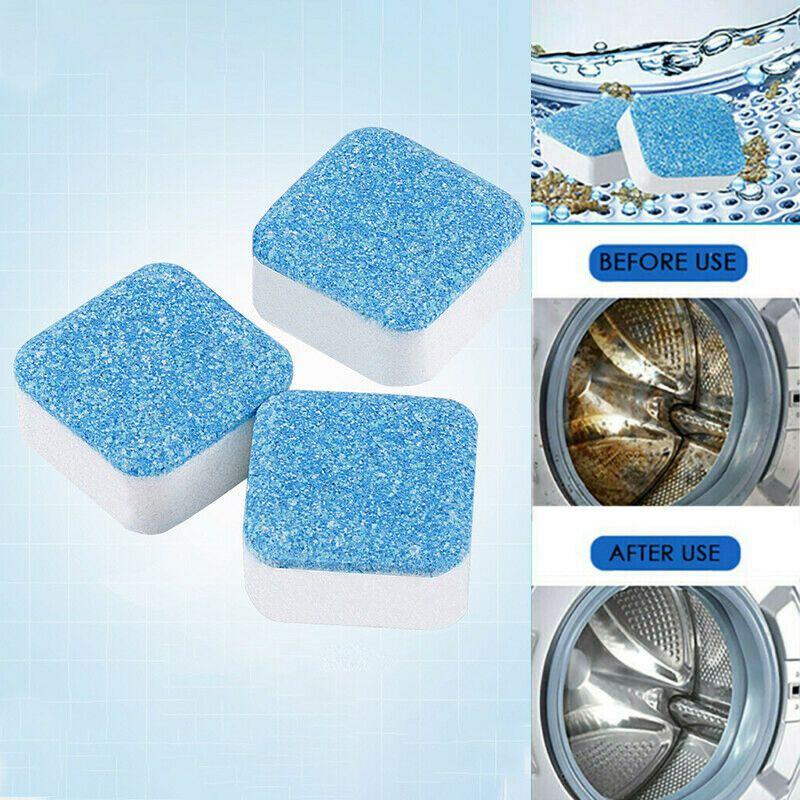 Tablety pro čištění pračky Smart Cleaners (2 ks)