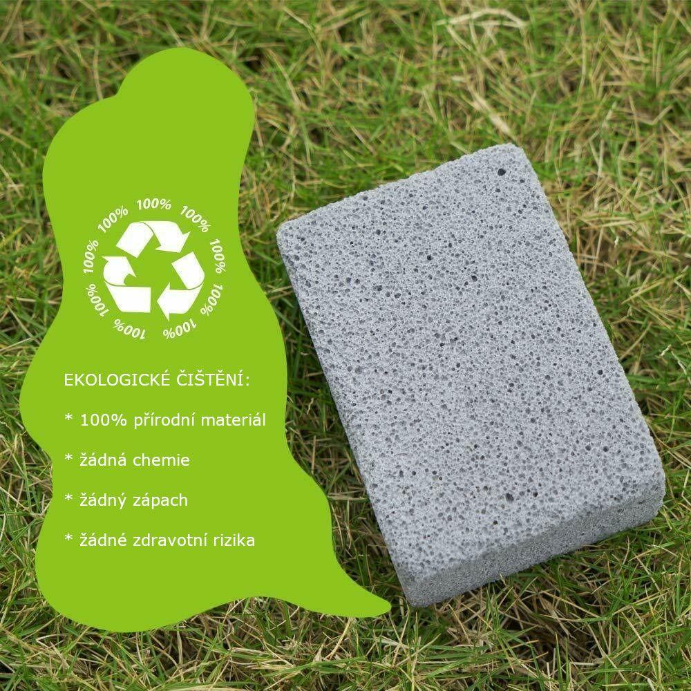 Kámen pro čištění grilů