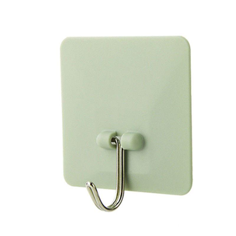 Samolepicí háček Pastel - zelený
